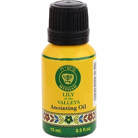 King of Kings Lily of the Valley Anointing Oil - 15ml
