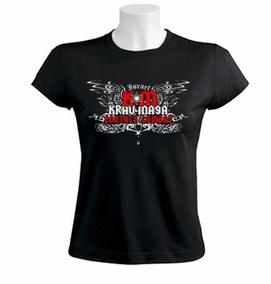 Krav Maga Contact Combat Women T-Shirt