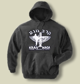 Krav Maga Hooded Israel Army SweatShirt