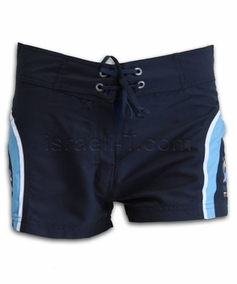 Kukri Womens 18th Maccabiah micro-fiber shorts