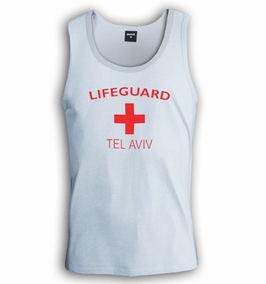 Lifeguard Singlet