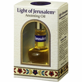 Light of Jerusalem - Anointing Oil 8ml