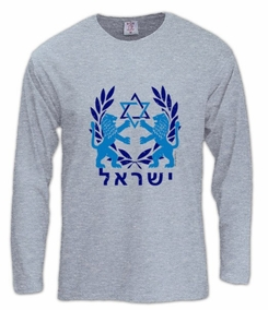 Lions of Star of Judah Long Sleeve T-Shirt