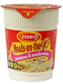 MEALS ON THE GO Potato&Mushroom 47g