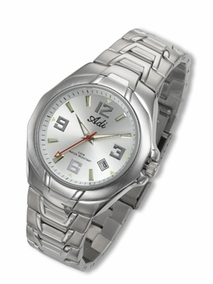 Men's sporty elegant watch - 875- white