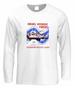 Merkava Long Sleeve T-Shirt