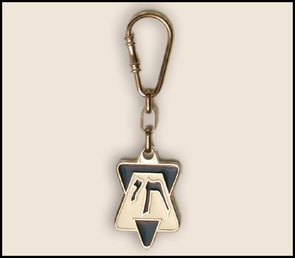 metal key chains MCH-520