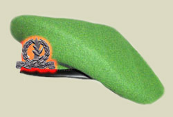 Nachal - Infantry Corps Beret