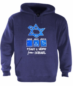 Peace and Hope Hoodie