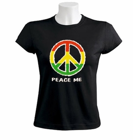 Peace Me Women T-Shirt
