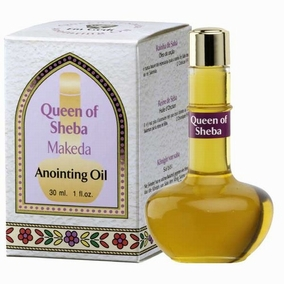 Queen of Sheba Anointing Oil  from the Holy Land