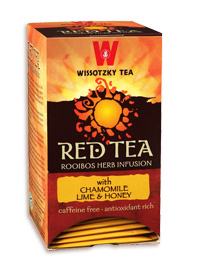 Red Tea – Chamomile, Lime and Honey