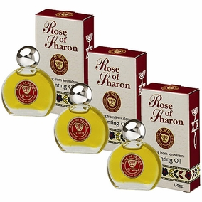 Rose of Sharon Anointing Oil Value Pack