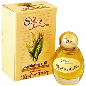 Scent of Jerusalem - Anointing Oil - Lily of the Valley