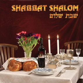 shabbath songs CD