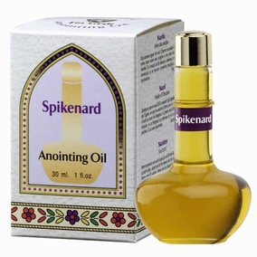 Spikenard Anointing Oil Flask from the Holy Land