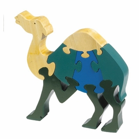 Standing Camel Puzzle CAT# PZW- 6
