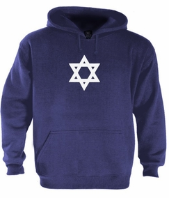 Star of David Hoodie