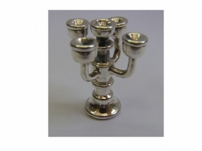 Sterling Silver 5 Cane Candalombrha