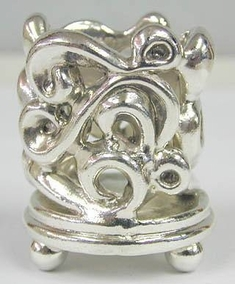 Sterling Silver Fence Matchwood