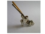 Sterling Silver Princess´s Shoe Pen Holder