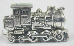 Sterling Silver Train