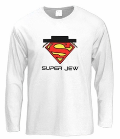 Super Jew Long Sleeve T-Shirt