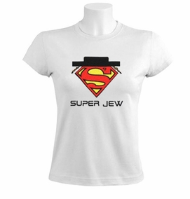 Super Jew Women T-Shirt