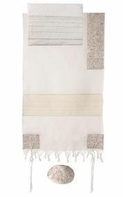 "Tallit sets CAT# THE- 6, 20"" X 75"""