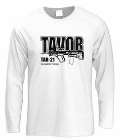 Tavor Assault Rifle Long Sleeve T-Shirt