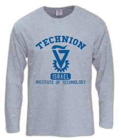 Technion Institude of Technology Long Sleeve T-Shirt