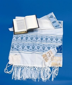 "The ""12 Tribes"" Tallit for adults 140X180cm"