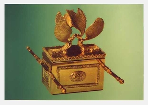 The Ark of the Covenant Bible Poster