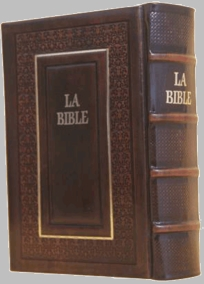 The Bible with French translation