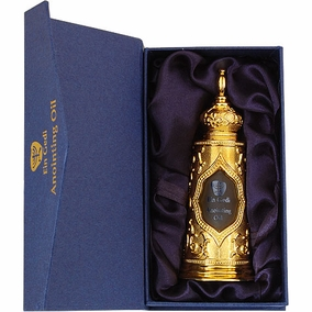 The King's Crown Light of Jerusalem Anointing Oil