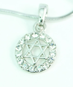 The Star of David Spiritual Charm