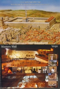 The Western Wall Placemat