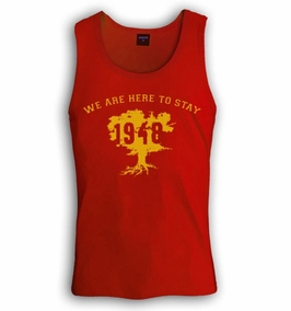 We are here to stay 1948 Singlet