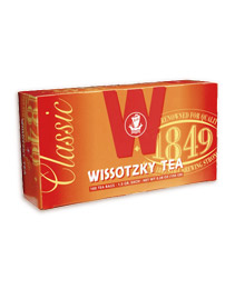 Wissotzky Classic - 1.5 gr. - 100 bags