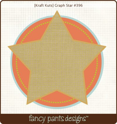 Fancy Pants: Kraft Kuts - That Boy  Graph Star