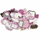 Kaisercraft Violet Crush Collectables Die-Cuts