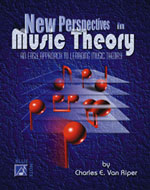 New Perspectives In Music Theory, Charles Van Riper