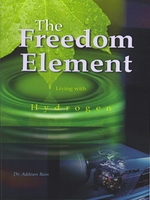 THE FREEDOM ELEMENT, Dr. Addison Bain