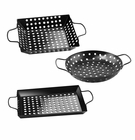 3 Piece Mini Grilling Accessory Set