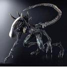 Alien Colonial Marines Lurker Play Arts Kai Action Figure