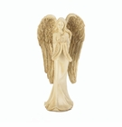 Angel Carrying Dove Figurine