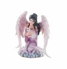 Angel & Cat Figurine