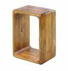 Arcadian Wood Bench