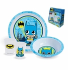 Batman 3-Piece Children's Dining Set