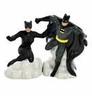Batman & Catwoman Salt & Pepper Shakers